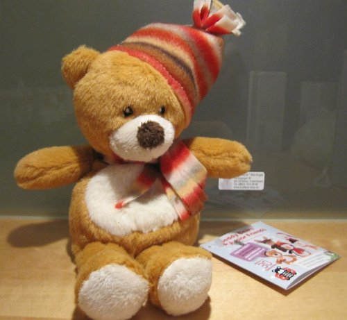 Warmies Beddy Bears Juniors Winter Range Bär braun