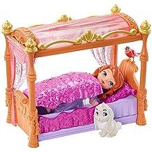 Princesas Disney - Sofía y su cama de princesa (Mattel Y6648)