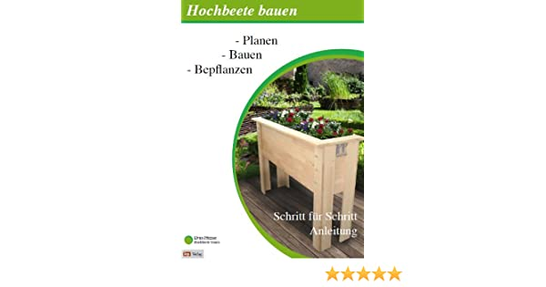 Hochbeete Planen Bauen Bepflanzen Ebook Elvira Pfutzner