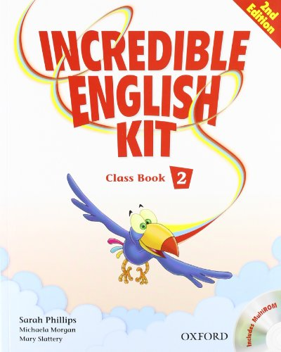Incredible English Kit 2: Class Book and CD-R Pack 2nd Edition - 9780194441698