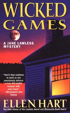Wicked Games: A Jane Lawless Mystery (Dead Letter Mysteries) by Ellen Hart (1999-08-15)