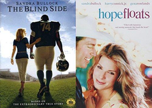 Sandra Bullock DVD Collection - The Blind Side & Hope Floats 2-Movie Bundle