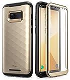 Étui pour Galaxy S8+ Plus Clayco [Série Hera] Étui robuste ajusté avec protecteur...