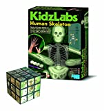 First Port of Call for Gifts Teach Myself Biology Skeleton - Comes with a Fun Wild Animal Magic Cube