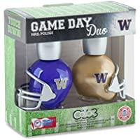 WASHINGTON HUSKIES GAME DAY DUO NAIL POLISH SET-UNIVERSITY OF WASHINGTON NAIL POLISH-INCLUDES 2 BOTTLES AS SHOWN... preisvergleich bei billige-tabletten.eu