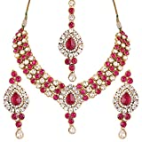 I Jewels Traditional Gold Plated Jewelle...