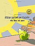 Cinco metros de tiempo/Pamca mitara ko samaya: Libro infantil ilustrado español-nepalés/nepalí (Edición bilingüe)