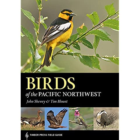 Birds of the Pacific Northwest: Timber Press