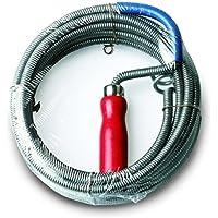 Anzapack 853908L - Desatascador De Espiral Reforzado De 3 M.