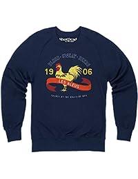 France Rugby Sweatshirt mit Rundhals, Herren