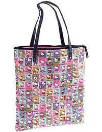 Hello Kitty - Bolso al hombro para mujer Multicolor multicolor