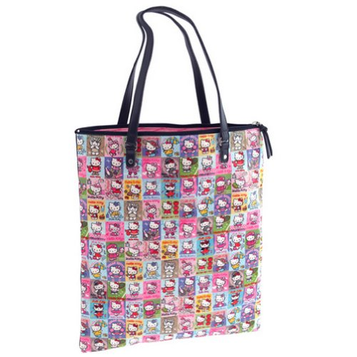 Sac Shopping Hello Kitty By Camomilla Marine