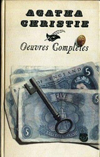 OEuvres complètes d'Agatha Christie - tome 05 - Le meurtre de Roger Acroyd / Un meurtre sera commis le… / Jeux de glaces / Mrs. Mac Ginty est morte par Agatha CHRISTIE