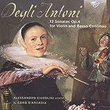 Sonate Op.4 (Nn.1-12)