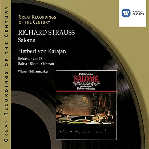 Richard Strauss : Salomé