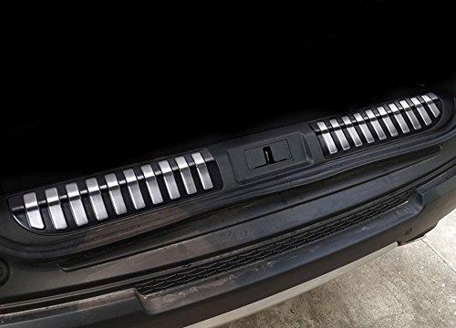 Heckstoßstangenabnutzungs-Einstiegsleisten aus Edelstahl 304 für Range Rover Sport 2014-2019