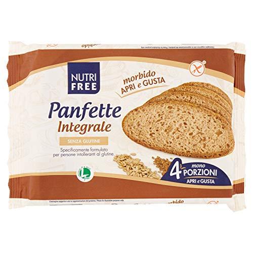 Nutri free panfette integrale - 3 confezioni da 4 x 340 g