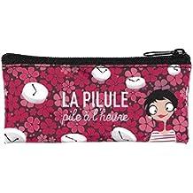 Derrière La Porte DLP A lheure - Bolsita para cosas de chicas, píldoras