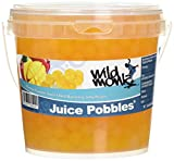 Product Image of Wild Monk Mango Juice Pobbles Tub 1.2 kg