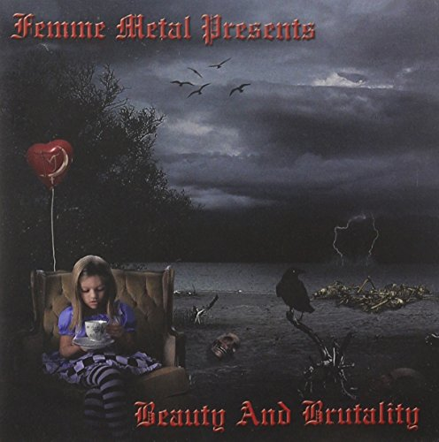 Beauty And Brutality Compilation Cd