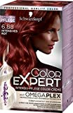 Schwarzkopf Color Expert Intensiv-Pflege Color-Creme 6.88 Intensives Rot, 3er Pack (3 x 167 ml)
