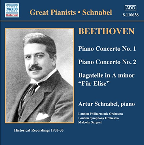 BEETHOVEN - Concertos n°1 et 2 - Bagatelle Pour Élise
