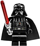 LEGO Star Wars: Darth Vader Minifigura Con Rojo Sable De Luz