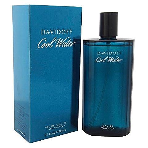 Davidoff COOL WATER Men Eau de toilette Zerstäuber