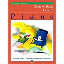 Alfred's Basic Piano Library - Theory Book 2: Learn How to Play Piano with This Esteemed Method