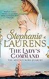 The Lady's Command (The Adventurers Quartet, Book 1) (Adventurers Quartet 1)