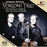 Brahms: Piano Trio No. 1, Op. 8 [CD+DVD]
