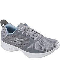 Skechers Womens/Ladies Go Walk 4 Edge Lightweight Breathable Shoes