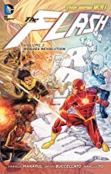 The Flash Vol. 2: Rogues Revolution (The New 52) by Francis Manapul (2014-02-11)