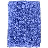 HEALIFTY Sport Handgelenk Schweißbänder Sportliche Baumwolle Frottee Armbänder für Gym Sport (Sky Blue) preisvergleich bei billige-tabletten.eu