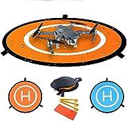 Fstop Labs Drone y Quadcopter Landing Pad Inch(80Cm) 32 RC avión Aterrizaje Suave Superficie del Engranaje Hec