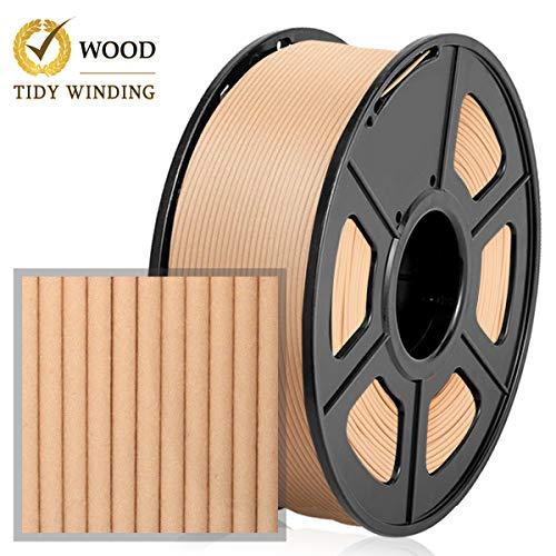 Filamento de madera PLA 1.75 mm