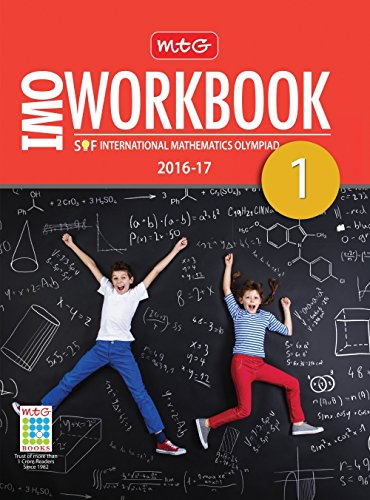 MTG International Mathematics Olympiad (IMO) Work Book - Class 1