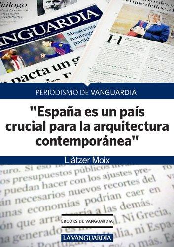 """Terence Riley: """"España es un país crucial para la arquitectura contemporánea"""""""