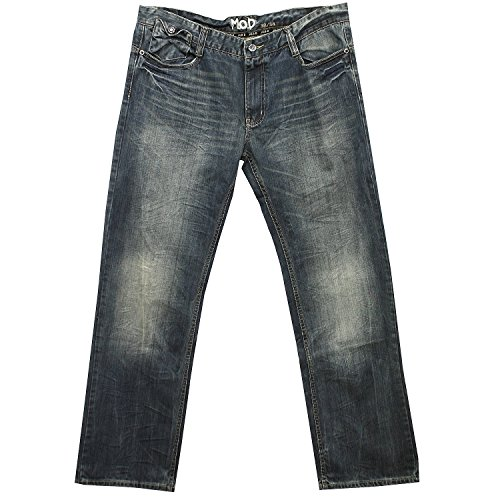 MOD Miracle of Denim, Herrenjeans, Yoshua Denim, blue stone used [15664] Blue