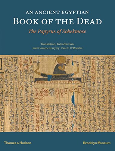 Ancient Egyptian Book of the Dead Cover Image