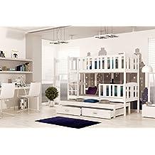 suchergebnis auf f r etagenbett 3 personen. Black Bedroom Furniture Sets. Home Design Ideas