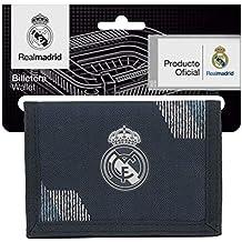 d38875ba8 Safta Real Madrid 2 Monedero 13 cm, Azul
