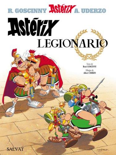 Astérix legionario (Castellano - A Partir De 10 Años - Astérix - La Gran Colección)