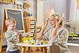 Toomies Hide & Squeak Eggs Preschool Toy - suitable for 6 months+