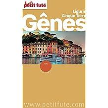 Gênes - Ligurie - Cinque Terre 2016 Petit Futé