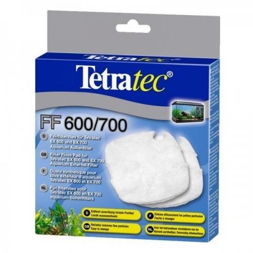 Tetratec FF 600/700 Feinfiltervlies, Innenfilter, Filtermaterial