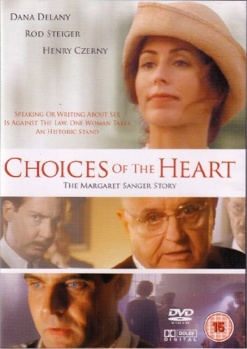 Preisvergleich Produktbild Choices Of The Heart - The Margaret Sanger Story by Dana Delany