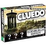 Cluedo - Juego de mesa, de 2 a 6 jugadores (Winning Moves 21463) (versión en inglés)