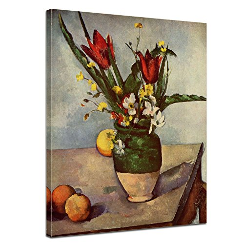 Bilderdepot24 foto lienzo Paul Cézanne - Viejos Maestros