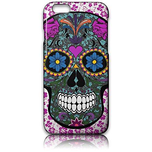 farmygadget Coque Case Étui Impression Complète type crâne mexicain–Crâne Mexicain–Calavera pour Smartphone Apple 00002c